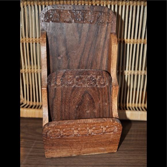 Wooden Letter Sorter